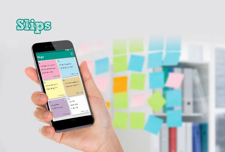 Slips App Developed by Tvisha Technologies